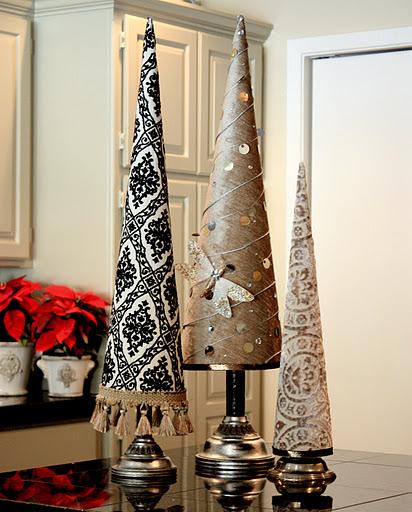 christmas tree cones 186