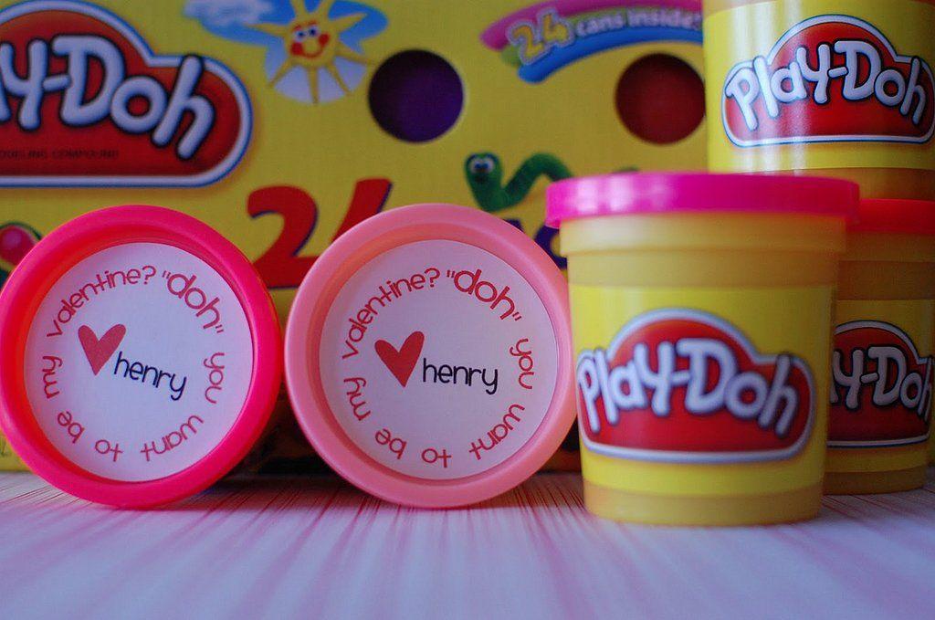 Play-Doh-Valentine