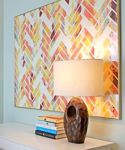 39 DIY Wall Art Projects - GiddyUpcycled.com