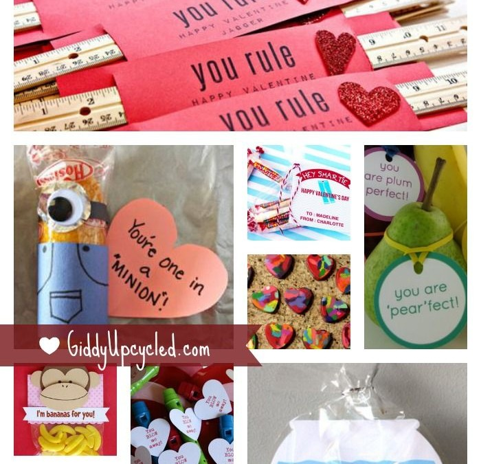 25 Clever Valentine's For Kids