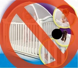 no-crib-tents.jpg & 3 DIY Hacks To Prevent Your Child From Climbing Out Of Their Crib ...