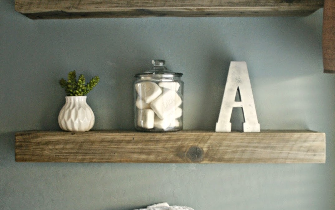 How To Create a Weathered Barnwood Look With This Inexpensive Substitute