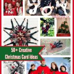 80+ Creative Christmas Card Ideas