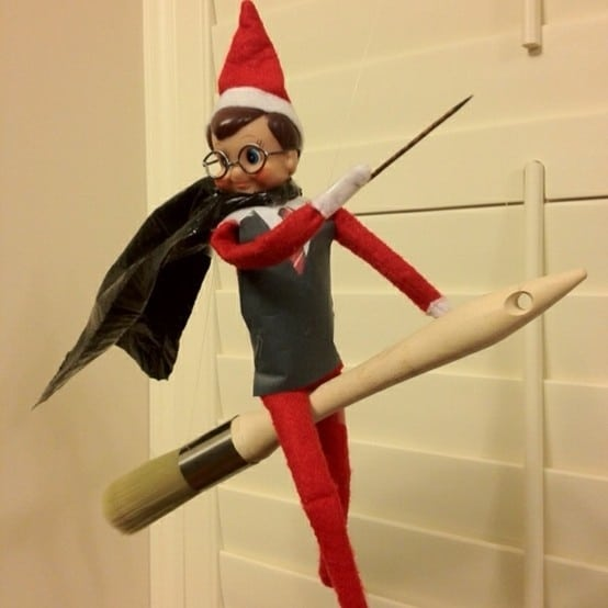 33 Amazing Elf On The Shelf Scenes