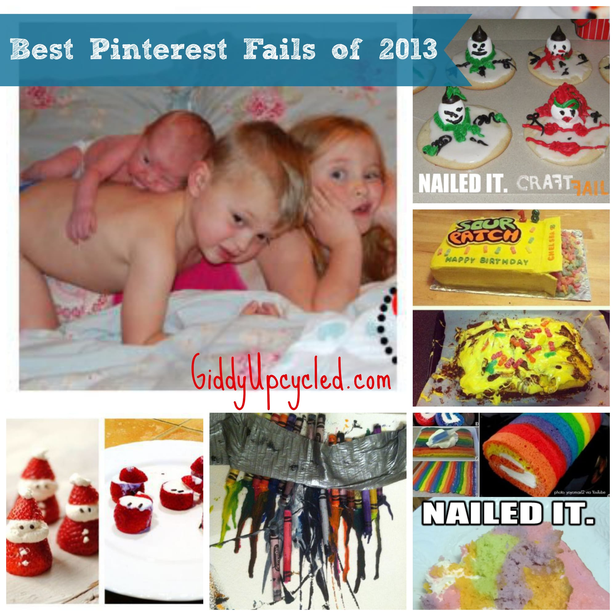 Hilarious Pinterest Fails and Craft Fails