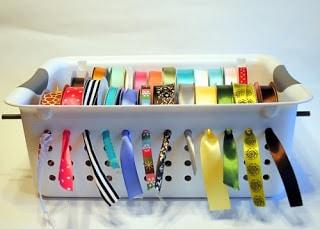 Organize-ribbons