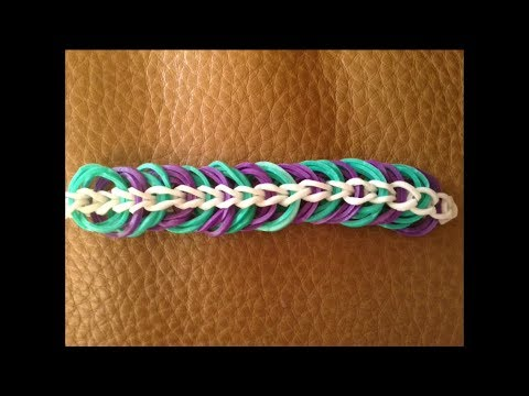 20 Amazing Rainbow Loom Designs by GiddyUpcycled.com