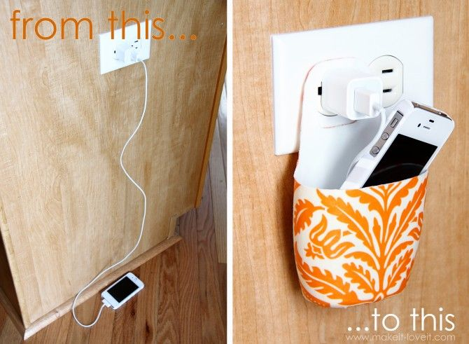 Upcycle A Lotion Bottle Into A Cell Phone Holder