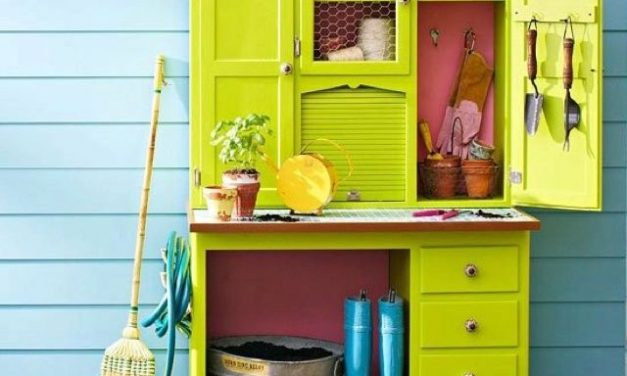 17 Ways To Repurpose an Antique Armoire