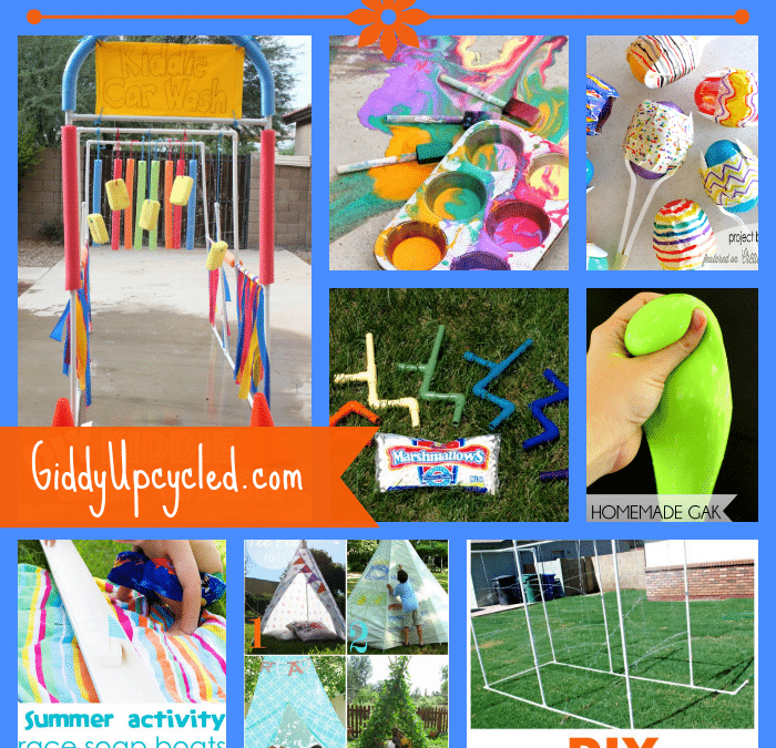 25 Awesome Summer Vacation Activities For The Kids