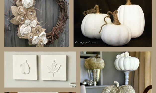 25 Fall Decor Ideas For A Neutral Color Palette