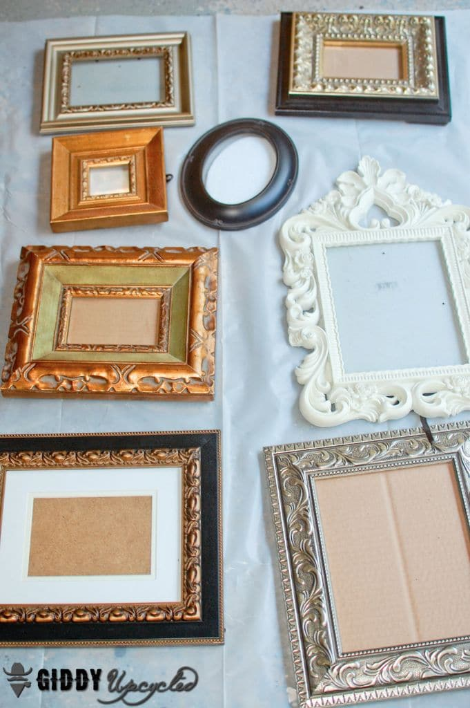 distressed-vintage-frames-giddyupcycled-2