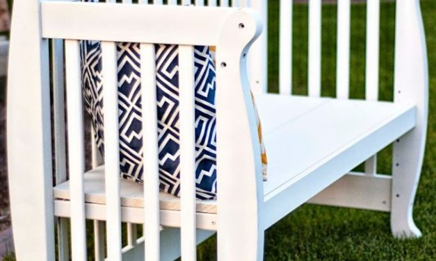 19 Crib Hacks – Repurpose or Add Purpose to An Old Crib
