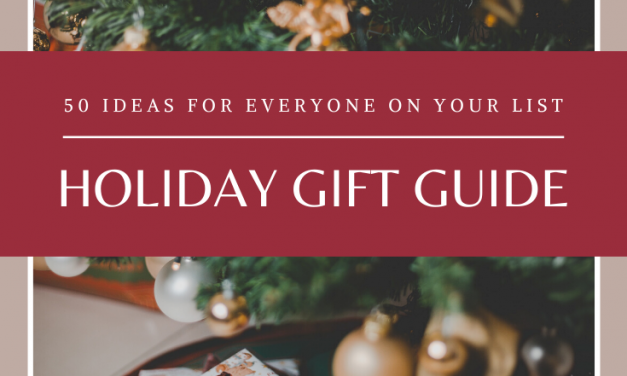 2019 Holiday Gift List – Find the Perfect Gift for Everyone On Your List!